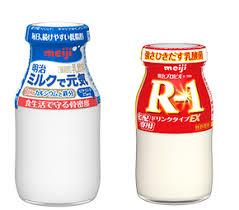 明治 牛乳・R-1